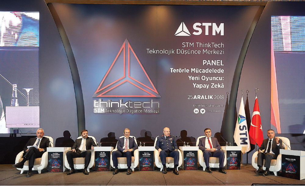 Technology Oriented Think Tank- STM Thinktech, Addresses the Future of Artificial Intelligence in Counter-Terrorism