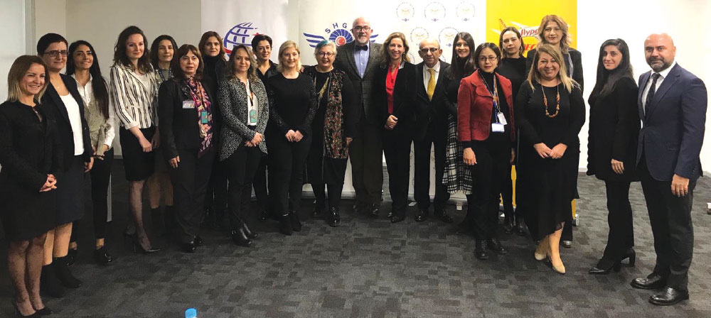 Directorate General of Civil Aviation Gender Balance Fostering Commission Met in Istanbul