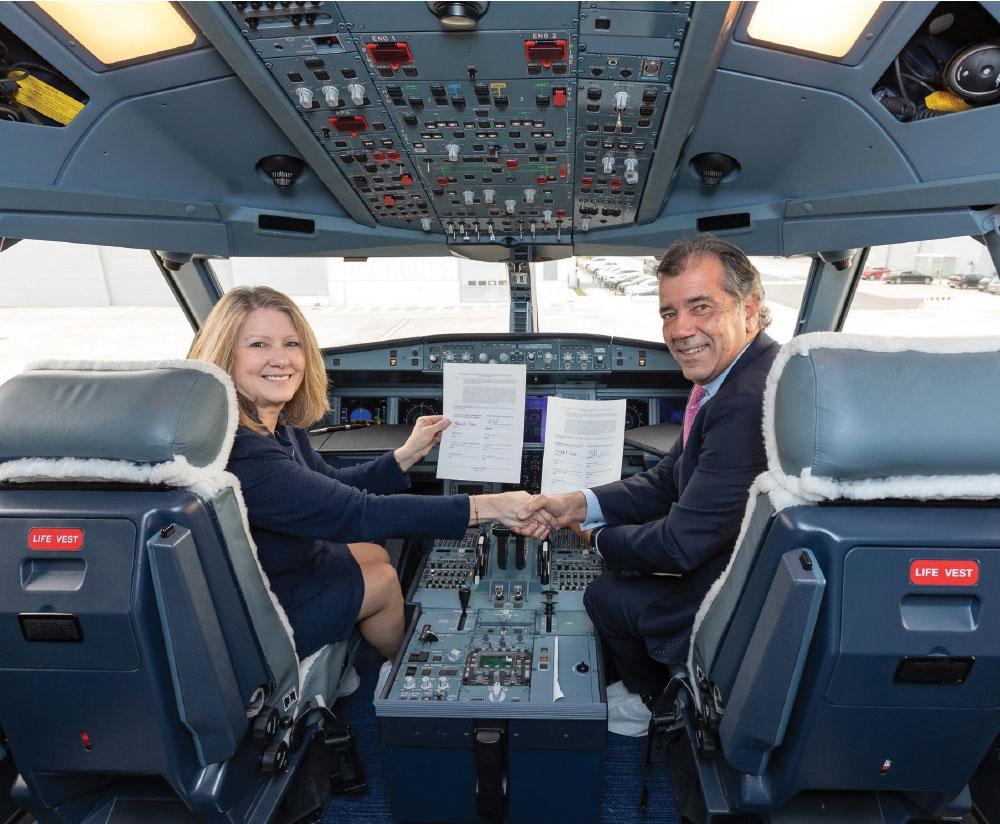 Lockheed Martin and Airbus Signed Memorandum of Agreement on Aerial Refueling
