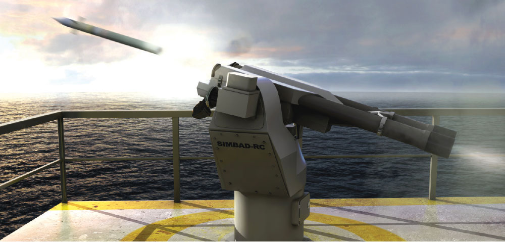 MBDA Successfully Demonstrated the Anti-Surface Capabilities of the Mistral Missile