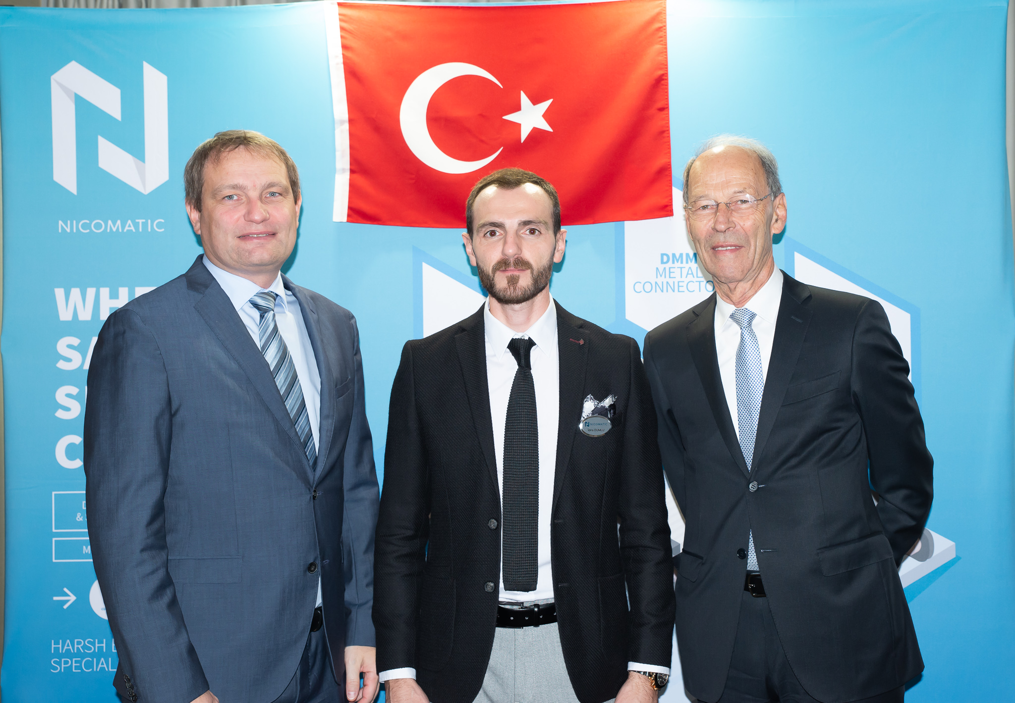 Nicomatic Turkey will Manufacture 1mm Pitch Connector in Turkey