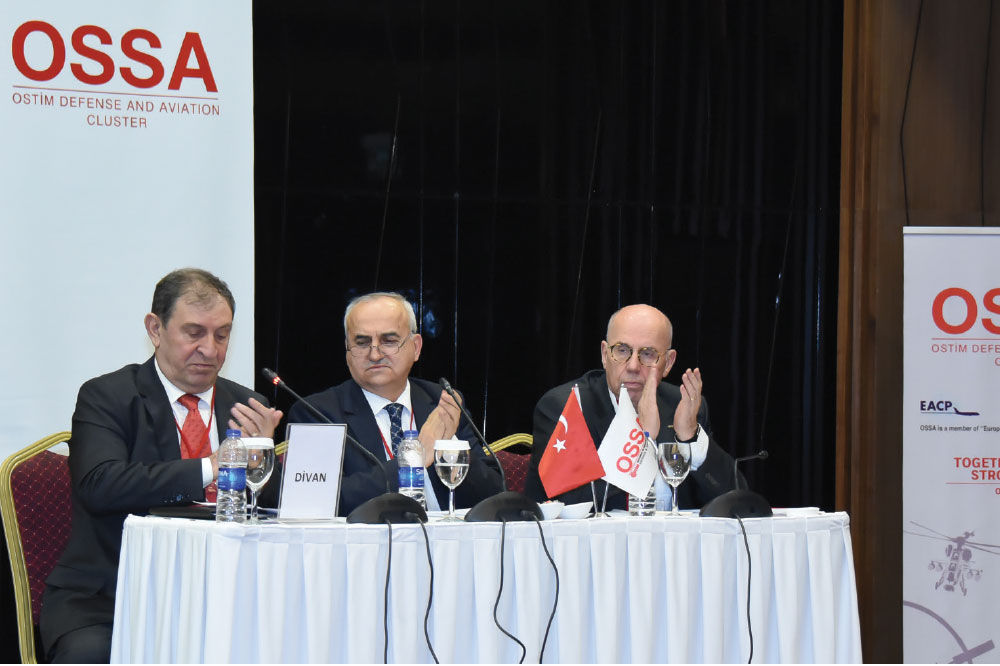 OSSA's 5th Ordinary General Meeting was Held in Ankara