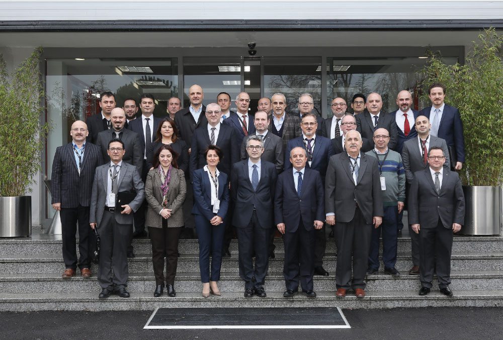 Suppliers Gathered at Otokar Facilities