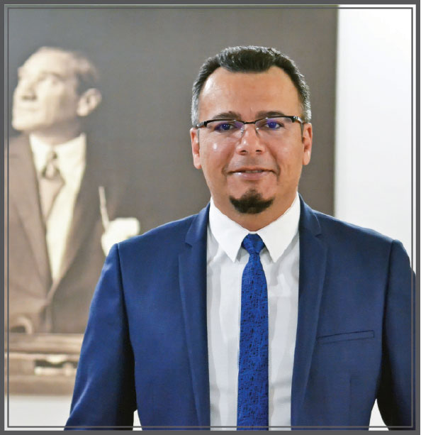 Utku ALANÇ Appointed General Manager of ARES Shipyard