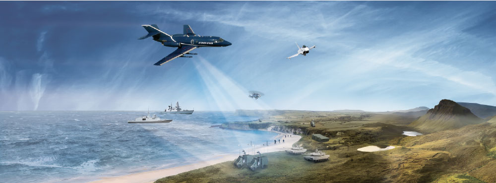 Leonardo Signs Deal Worth Around €180M to Upgrade NATO's Electronic Warfare Training Equipment