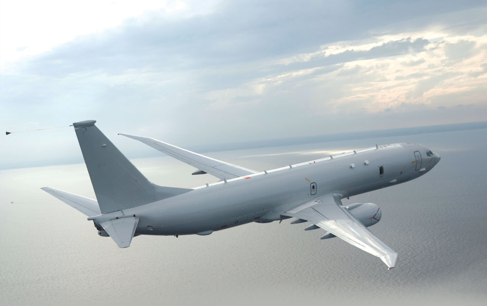 Boeing Receives US$2.4 Billion P-8A Poseidon Contract From U.S. Navy