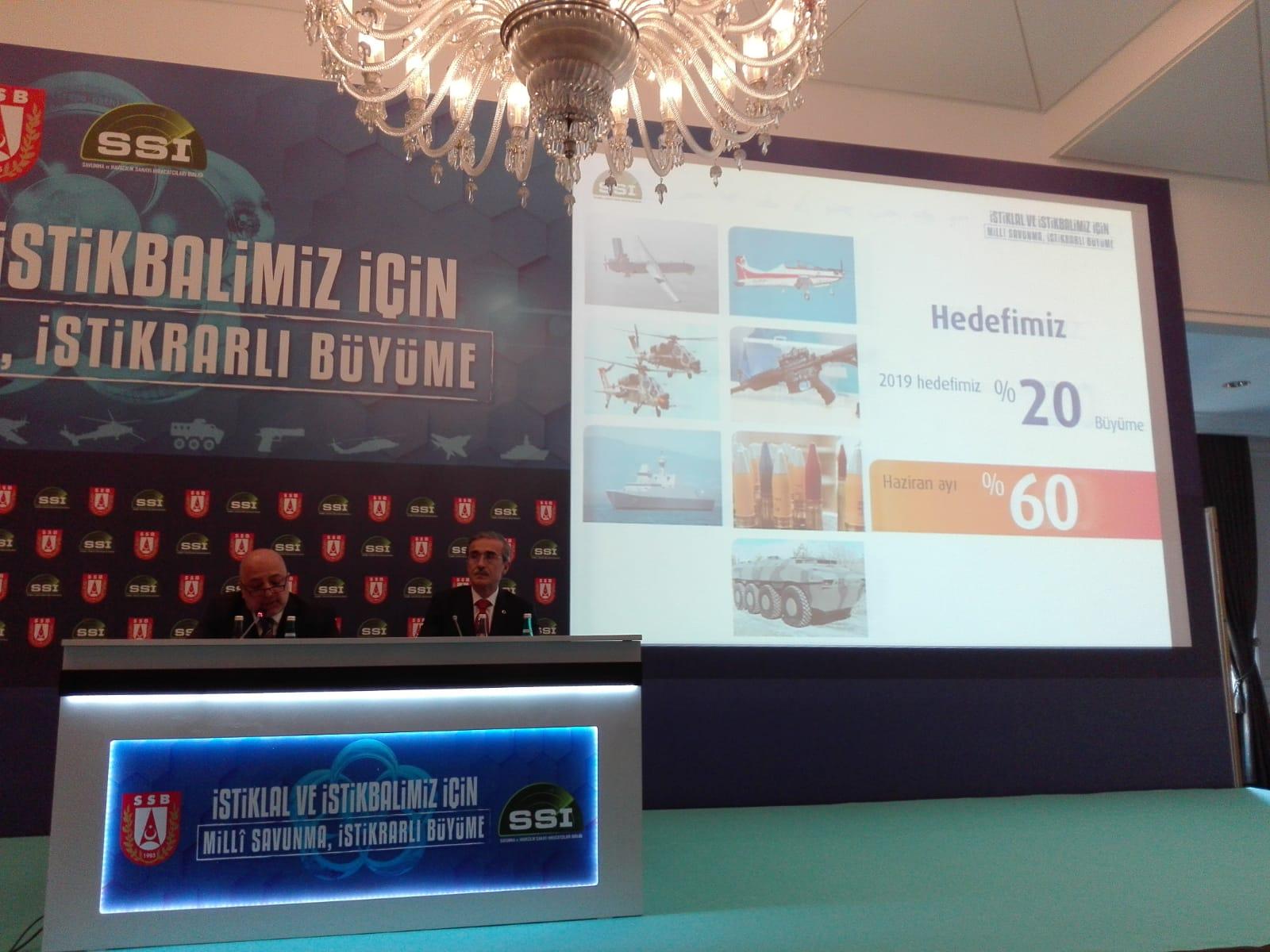 Turkish Defence Industry Targets US$3 Billion in 2019