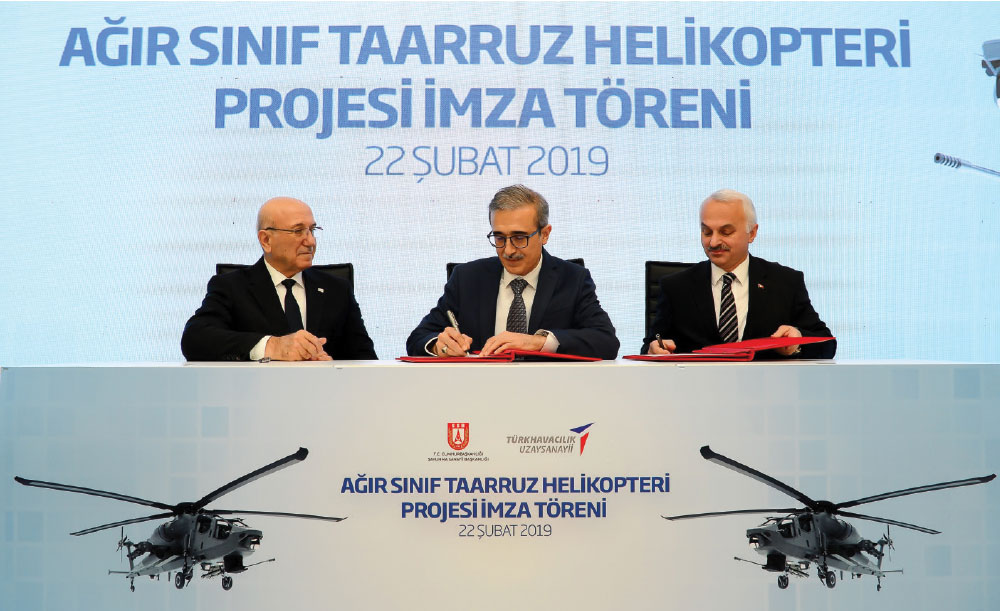 ATAK-II Contract Signed for the New Heavy Class Attack Helicopter