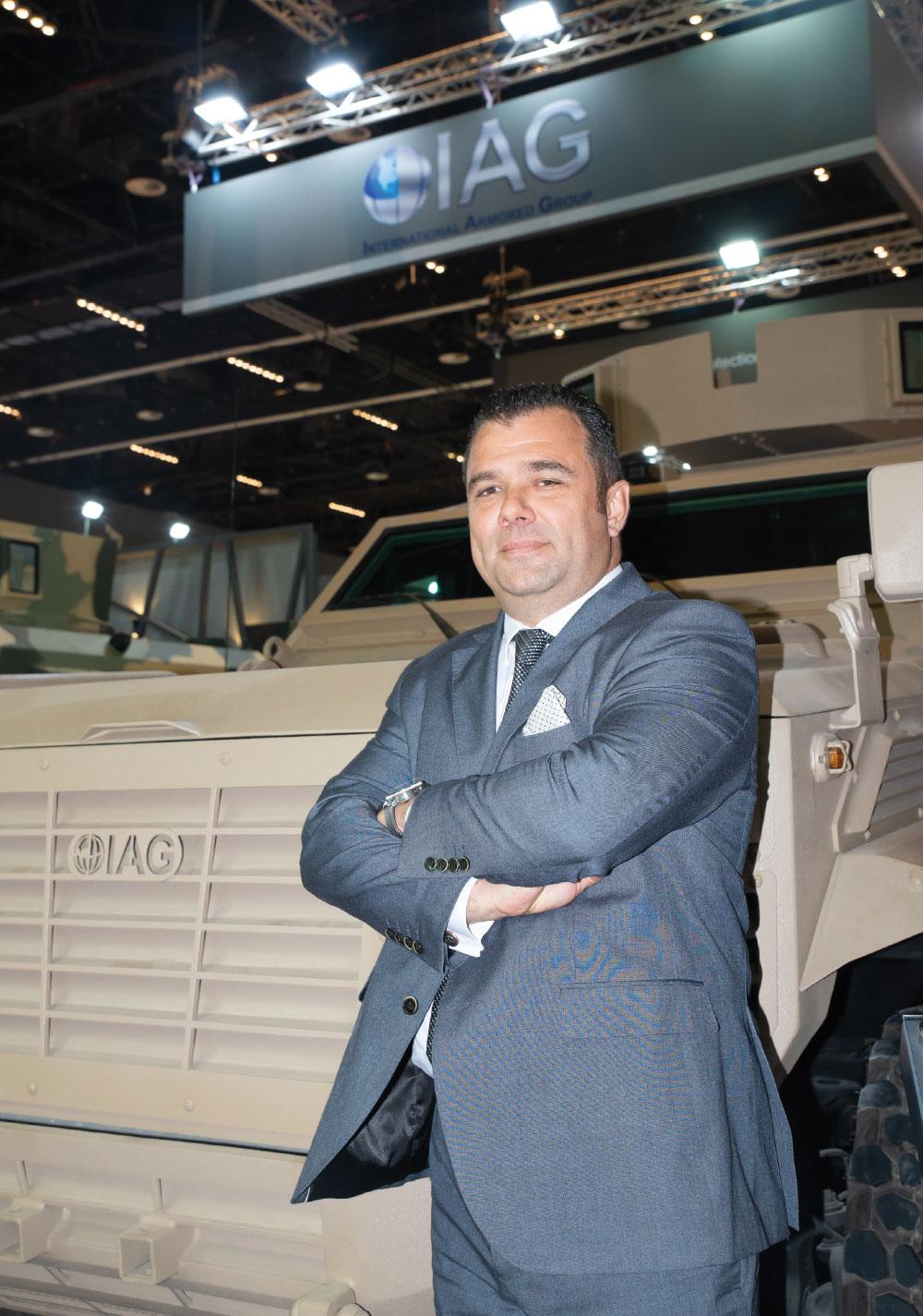 IAG - Providing Full Vehicle Armoring Solutions