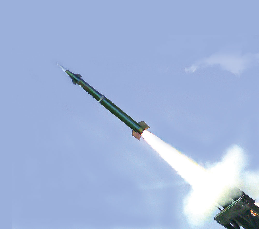 Newest Member of Roketsan's Surface-to-Surface Missile Family: TRG-230