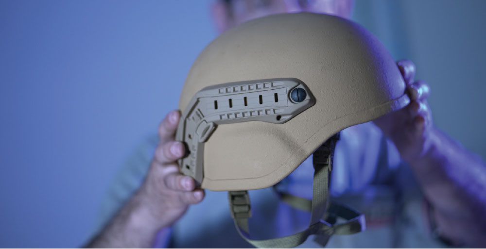 CES Advanced Composites National Leader in Ballistic Protection with International Standards
