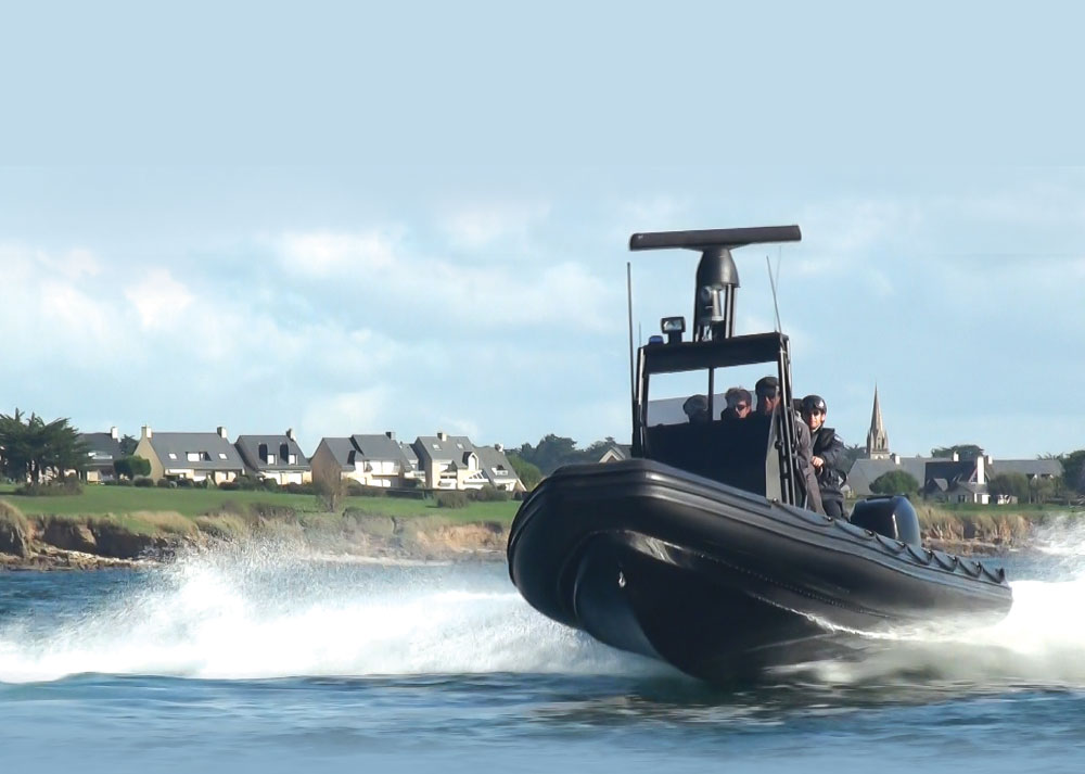 Ribtech - Experts in Rigid Inflatable Boats