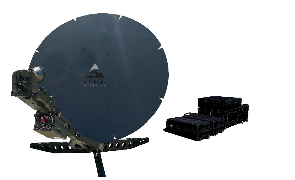 The Future Tactical Communications Network Topology and Applications