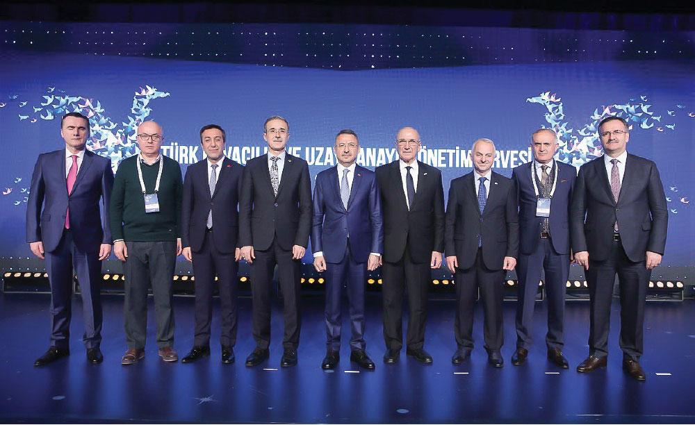 Turkish Aerospace Management Summit Held in Ankara