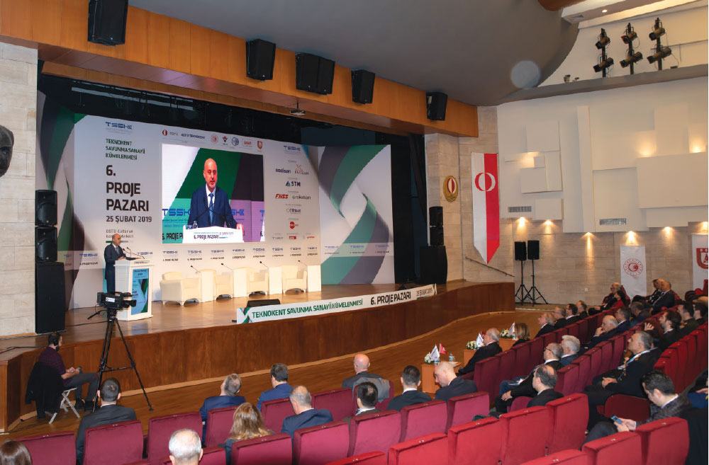 Defence Cluster Companies Coalesced at the TSSK 6th Project Market