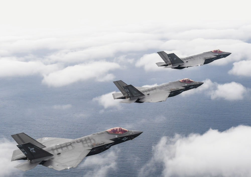 F-35C Achieves Initial Operational Capability