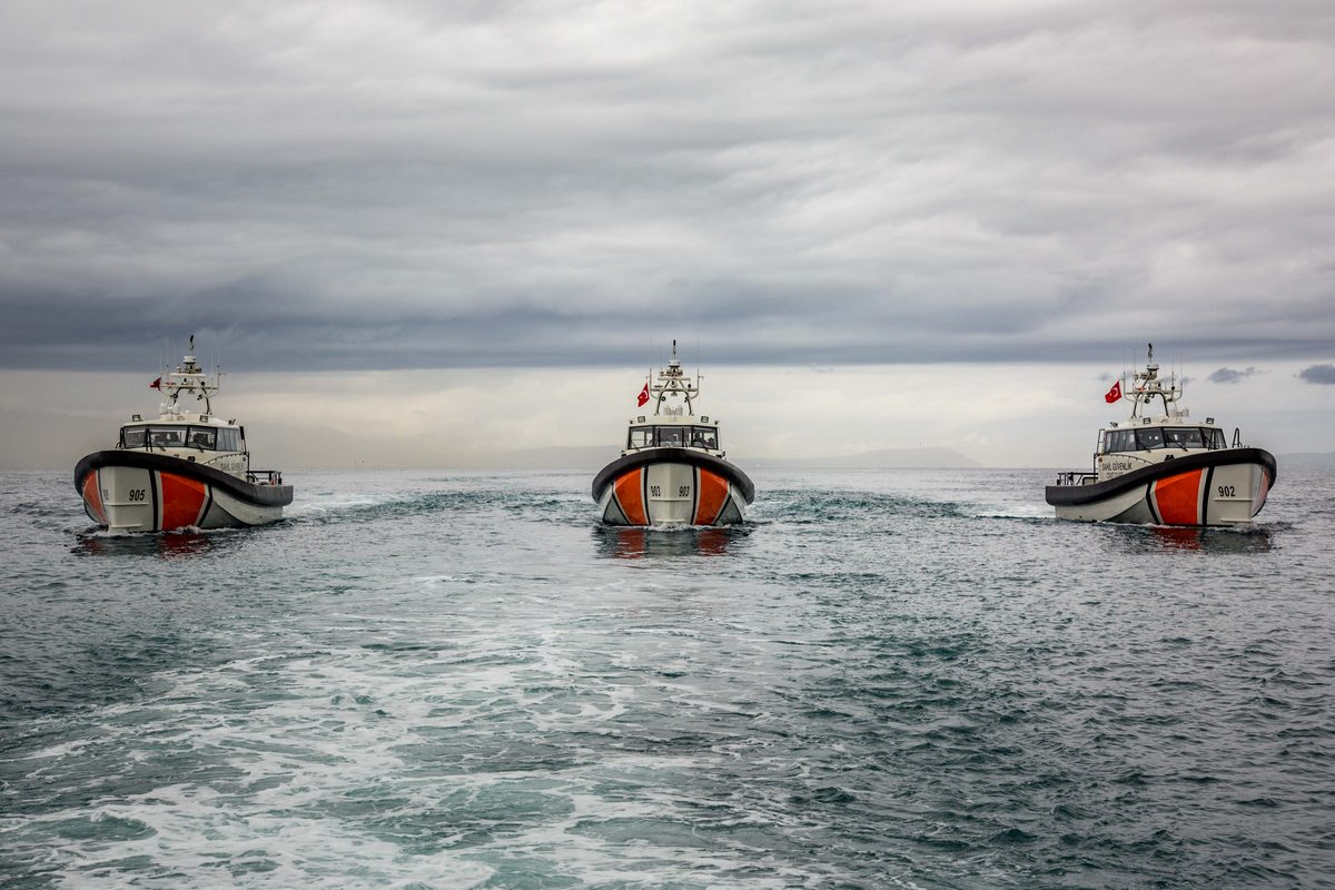 Damen Signs Phase-II Contract with IOM for 9 Additional SAR 1906 Boats