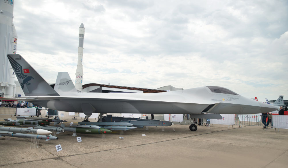A Look at the TurAF's Ongoing Fixed Wing Jet Powered Air Platform Programs