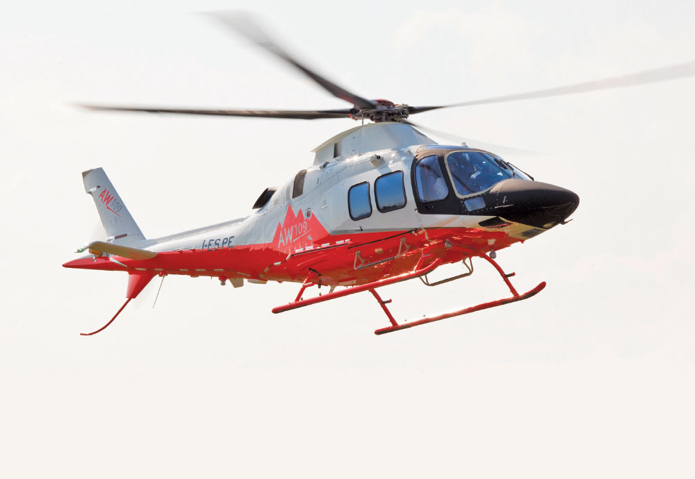 Leonardo's AW Family of New Generation Multipurpose Dual Use Helicopters Deliver Unprecedented Levels of Versatility and Exceptional Fleet Management