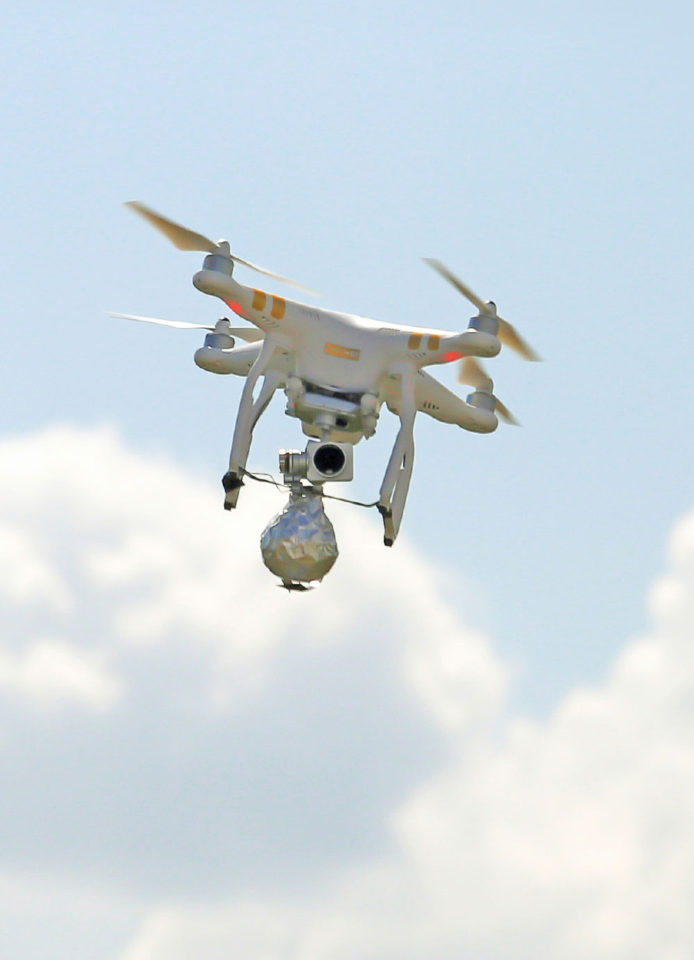 Addressing UAVs and Anti-Drone Technology with a Multi-Pronged Response