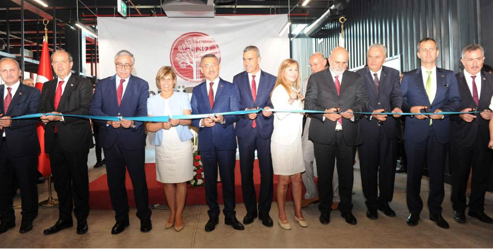 Inauguration of the Aselsan Cyprus Advanced Technologies Research Center