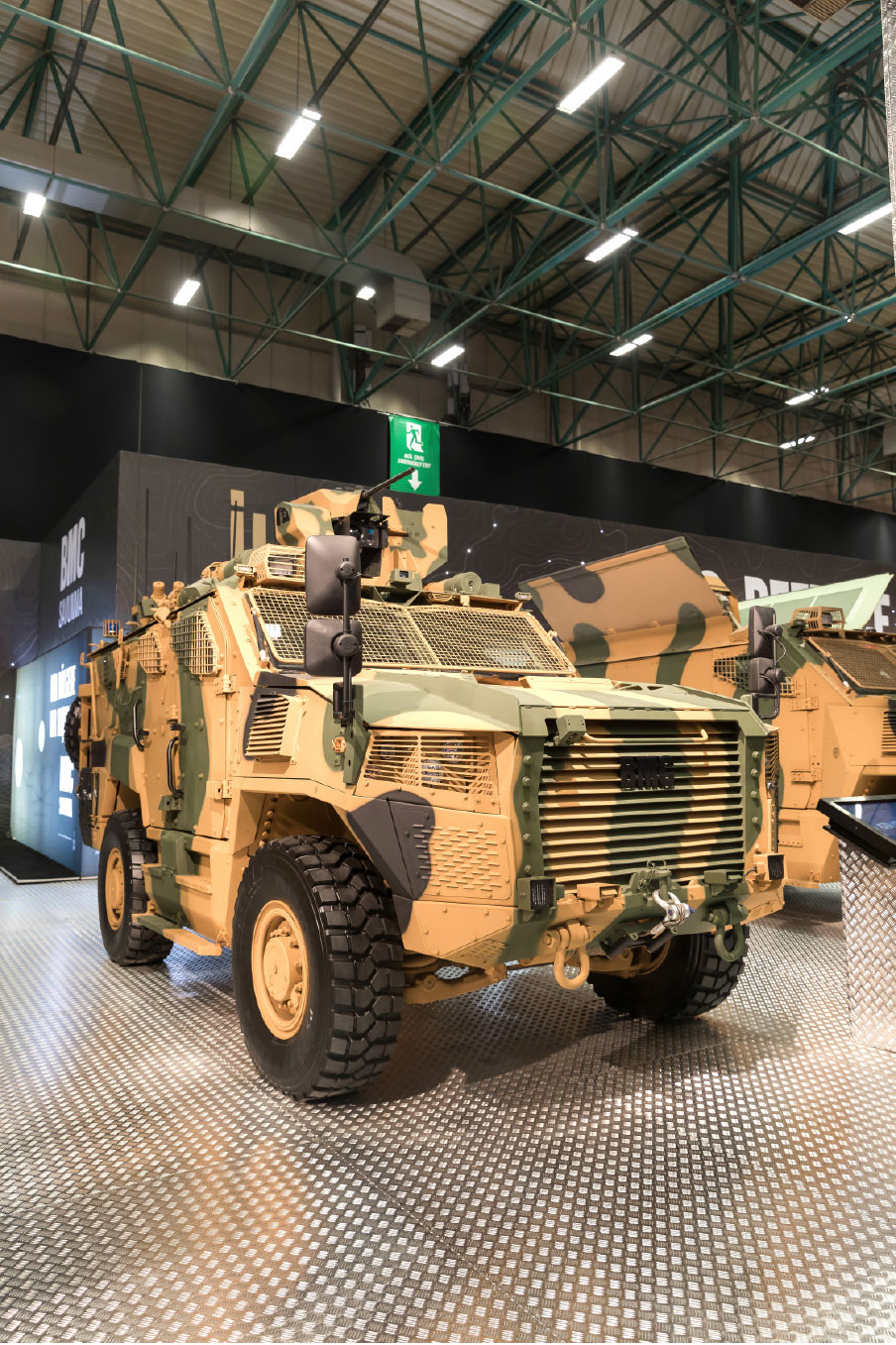 20 New Armored Vehicles Delivered to the Turkish Armed Forces (TAF)