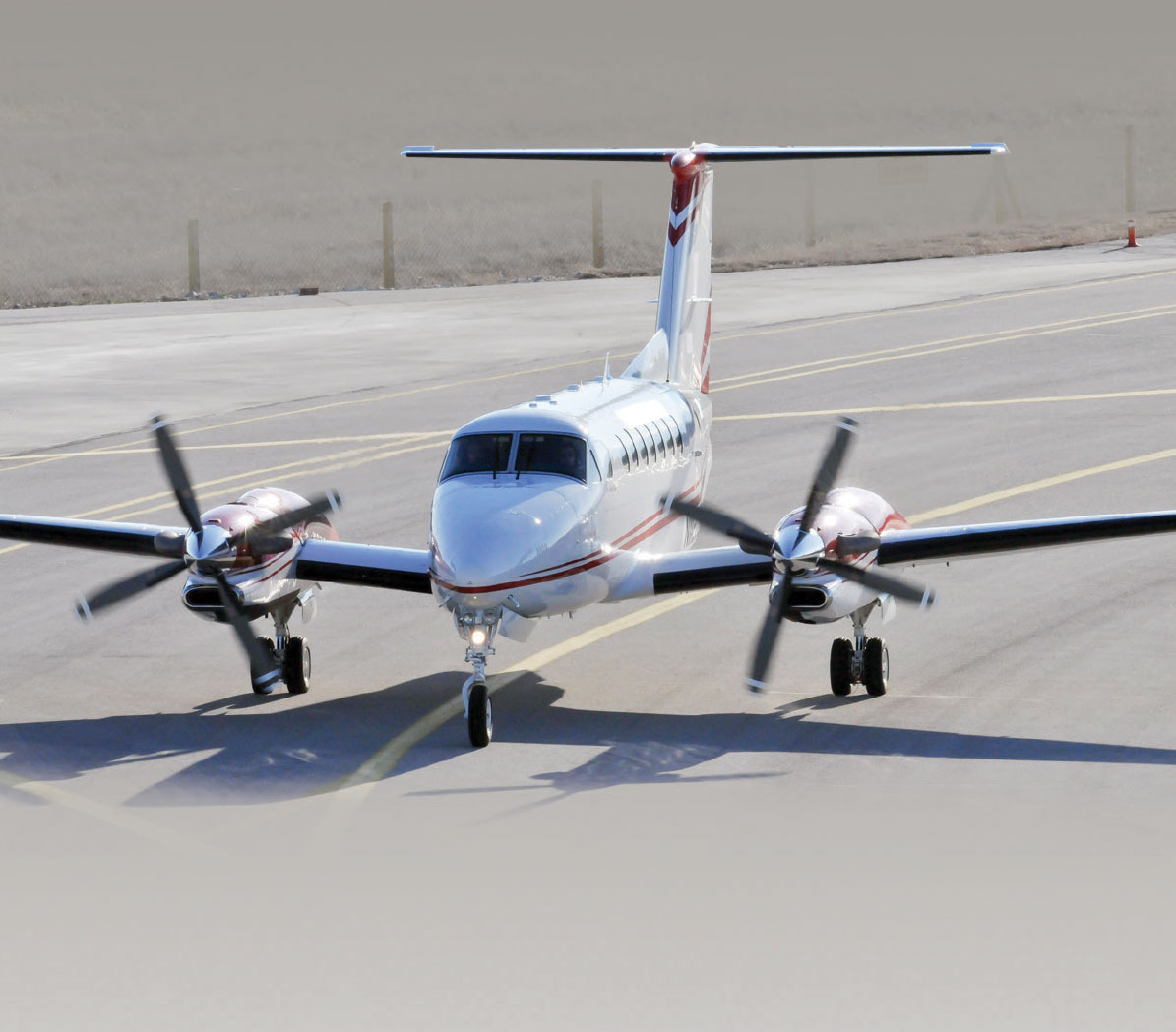 Aerial Photographic Survey Aircraft Delivered to the General Directorate of Mapping