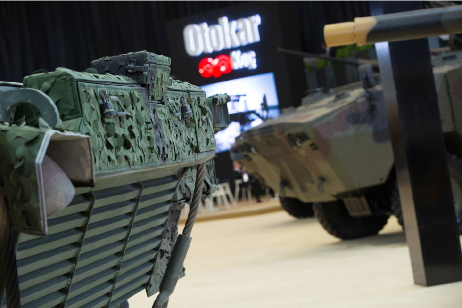 Otokar Increases Exports Share of Turnover to 81% as Global Expansion Continues