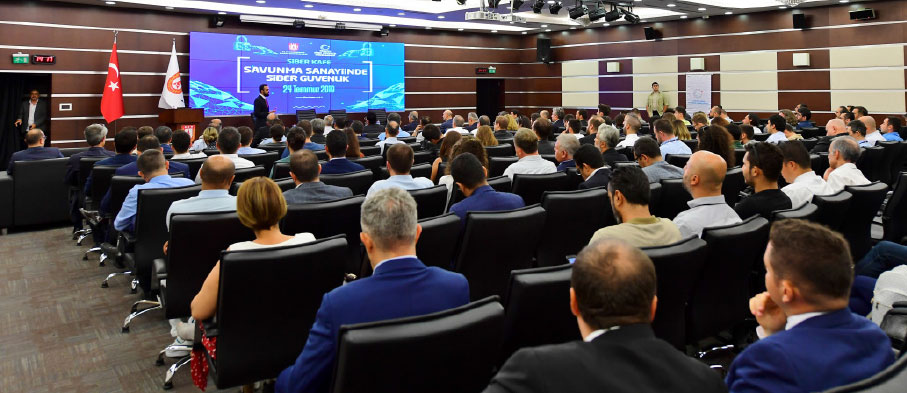 Cyber Security and Defence Industry Sectors Gather at Cyber Cafe