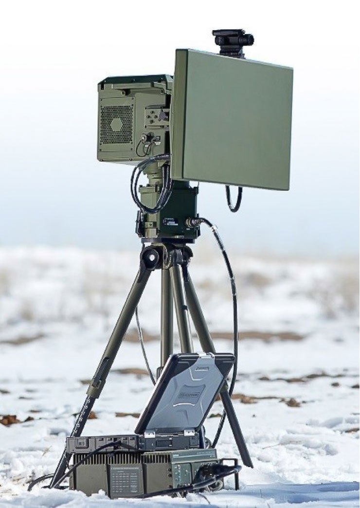 ACAR-K Radar is in the Inventory of the Argentine Armed Forces
