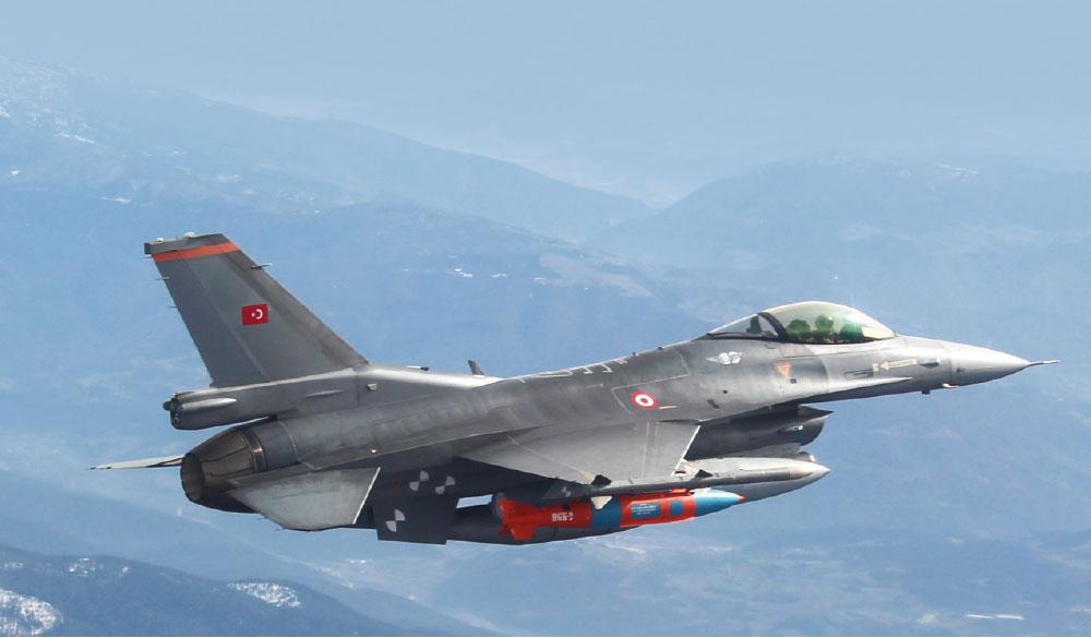 TÜBİTAK SAGE Delivers 100+ More HGK-84s to the Turkish Armed Forces (TAF)