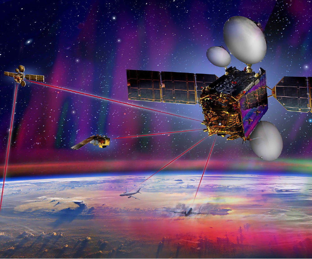 Successful Launch of the Second SpaceDataHighway Satellite on Ariane 5