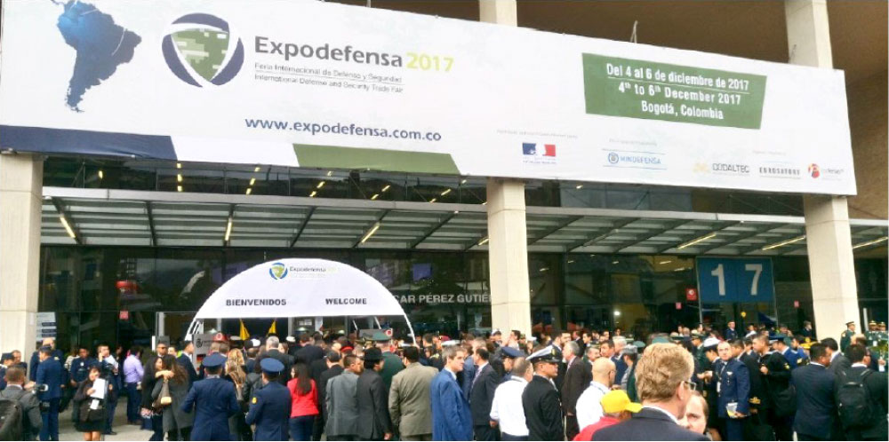 Expodefensa 2019: Center of innovation for Security and Defence in Latin America and the Caribbean