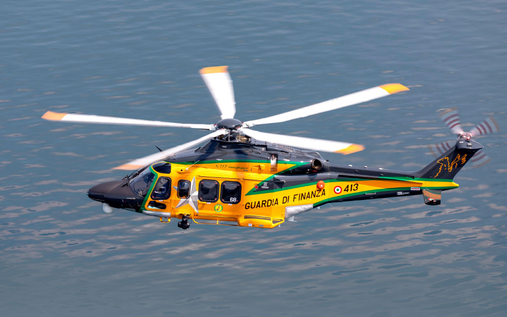 Leonardo Delivers 1,000th AW139 Helicopter – Multirole Champion