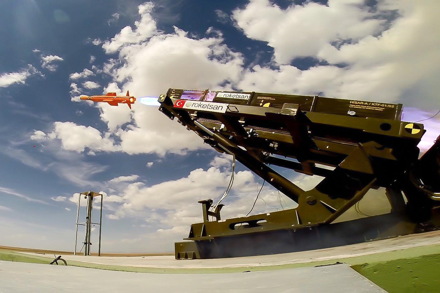 HİSAR Hava Savunma Füze Sistemleri Test Faaliyetlerine Bir Bakış!