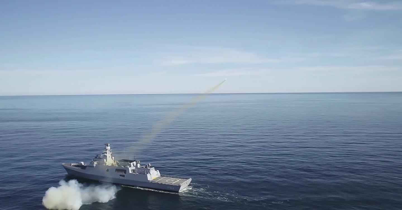 ATMACA Satıhtan Satıha Güdümlü Mermisi ile ilk Denizden Atış Testi  İcra Edildi!
