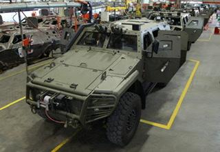 Otokar Zırhlı Araç Gövde Ana Kaynak Hattı ve Tam Penetrasyonlu Kaynak Tekniği ile Fark Yaratıyor!