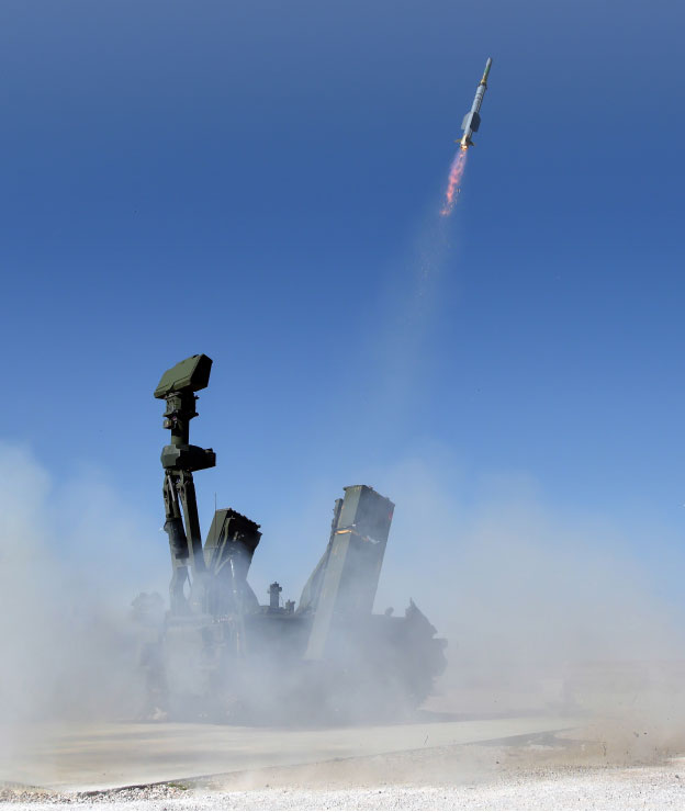 HİSAR-A  AND  HİSAR-O AIR DEFENCE MISSILE SYSTEMS AND TEST ACTIVITIES