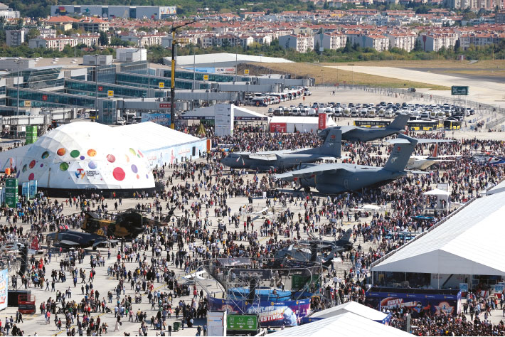 TEKNOFEST Istanbul Wraps Up with Record Level Participation!