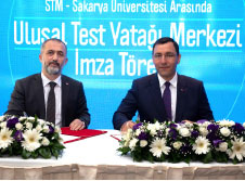 National Testbed Center to be Established in Cooperation with STM and Sakarya University