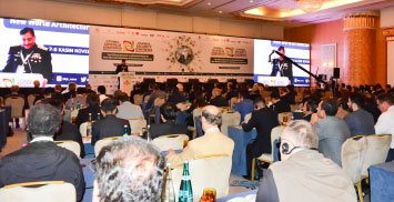 """5th Istanbul Security Conference Held - """"New World Architecture of Economy and Security"""""""