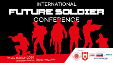 International Future Soldier Conference to be Held in Ankara, March 23rd and 24th, 2020