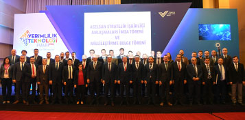 Aselsan Signed Strategic Cooperation Agreement with its Approved Suppliers