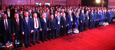 4th International Cyber Warfare and Security Conference Held in Ankara