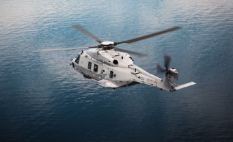 Airbus Helicopters Delivers First NH90 Sea Lion to the German Armed Forces