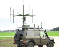 HENSOLDT`s Passive Radar in NATO Measurement Campaign  Excellent detection performance without detectable emissions