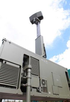 Bangladesh Orders Leonardo's High-Tech Air Surveillance Radar