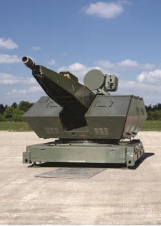 Multimillion-Euro Contract: International Customer Orders Air Defense systems from Rheinmetall