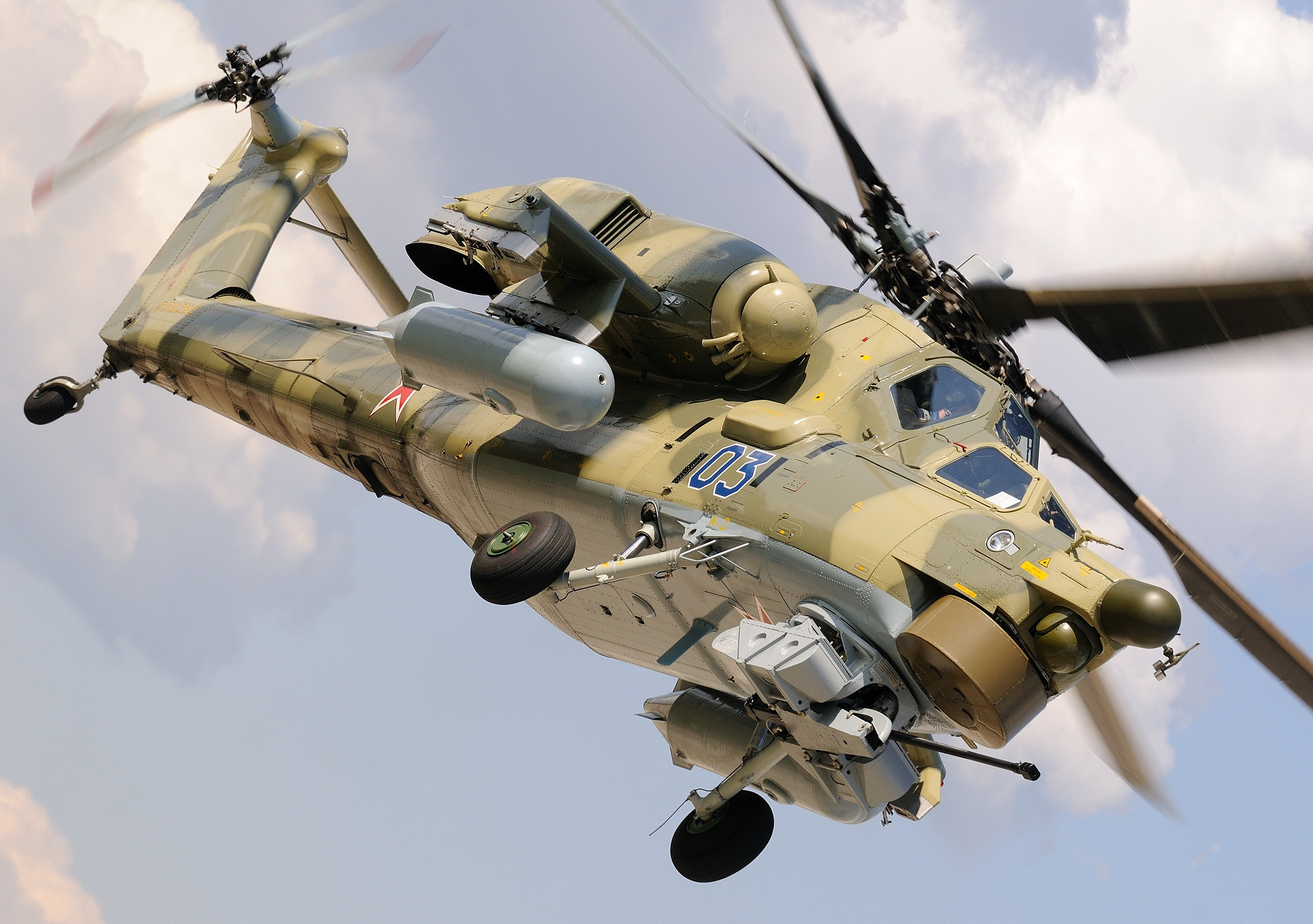 Rostec has Delivered Over 20 Attack Helicopters to Russian Defence Ministry