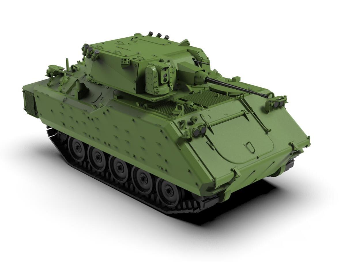 ZMA Modernizasyonu ile Envanterdeki ZMA-15 Araçları Yenilenecek